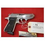 Walther/S&W PPK/S-1 .380 Pistol