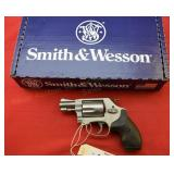 Smith & Wesson 637-2 .38 Special Revolver
