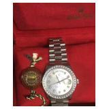 Men's Rolex Watch Not Authenticated