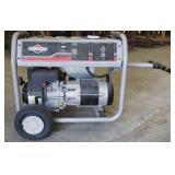 Briggs & Stratton 5000w, 6250, Generator