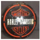 New Motor Harley-Davidson Cycles Metal Sign