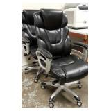2 Pleather Office Chairs