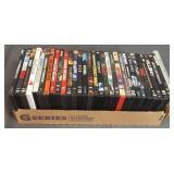 Science Fiction & Fantasy DVD Lot