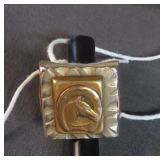 Mexico Silver Ring Horse