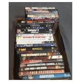 Action DVD Lot