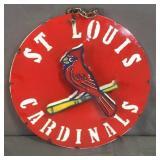 New St.Louis Cardinals Metal Sign