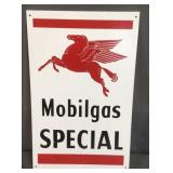 New Mobilgas  Special Advertising Metal Sign