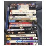 Flat of 20 DVD