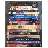 Flat of 19 DVD