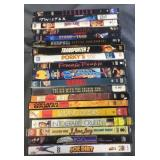 Flat Of 19 DVD Movies