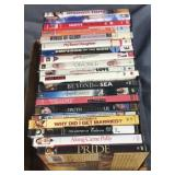 Flat of 20 DVD Movies