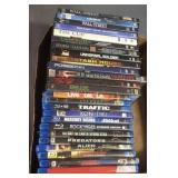 Action & Drama Blu Ray & DVD Lot