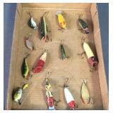 Thirteen Fishing Lures