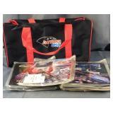 Daytona 500 Catalogs & Duffle Bag