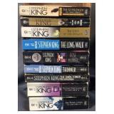 9 Stephen King Books