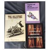 3 Books On Blacksmithing