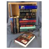 Crate Full Of Suspense Books