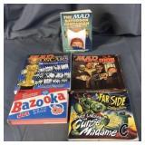 5 Humorous Books
