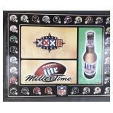 Miller Lite Metal Beer Sign