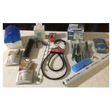 Dog Comb, Belts, Garden Tool Set, Humidifier,