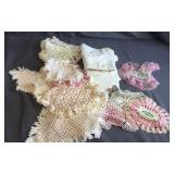 Lace & Linen Lot