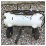 12 Volt Spreader On Wheels