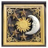Sun & Moon Wall Art