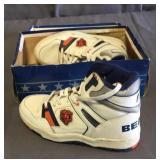 Bears Sneakers In NFL Shoe Box
