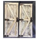 Decorative Wood Doors