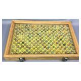 250 Beautiful Jabo Special Run Marbles