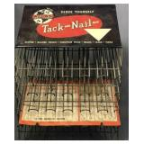 """19.5"""" Tack & Nail Advertising Rack"""