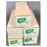 5 Boxes Of Baseball Cards