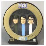 Elvis PEZ Collection & CD