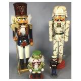 4-Military Nutcrackers