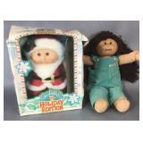 2-Cabbage Patch Dolls