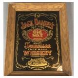 Jack Daniels Framed Sign