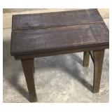 Small Wooden Primitive Table