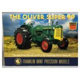 The Oliver Super 99 Model Tractor