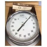 Steampunk Danton Pressure Gauge