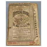 American Steel Foundry Railways Guide