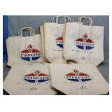 20 Standard Oil Shopping Bags