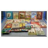 Color Tray & Children Books
