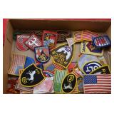 Misc. Patches Foreign & US