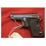 Beretta 950 BS .22 Short Pistol