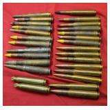 US (28) Military Shells