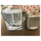 2 Small Heaters Tested