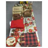 Wall Decorations, Plaid Picnic Set,