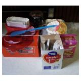 Lot of Miscellaneous Picnic Items