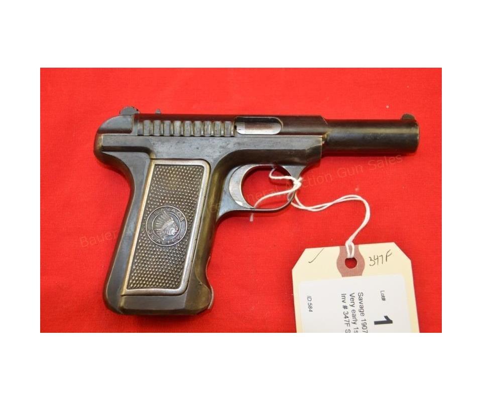July 15th General Auction Gun Sales Firearm Auction