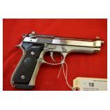 Beretta 92F 9mm Pistol